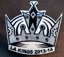 L A Kings Ice Hockey 2013-14 Season & 2nd Stanley Cup Championship (5 Patches)