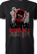 Psychobilly T shirt  Demented Are Go King kurt  Klubfoot The Cramps meteors
