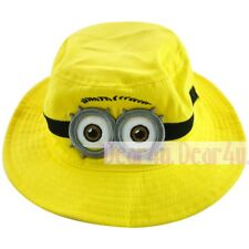 Minion Despicable me hunting camping fishing bucket hat preschool childcare baby