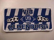 RARITÄT ! Aufnäher  VFB Oldenburg Fussball