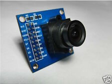 OV7725 Camera Module 640x480 Display Active SCCB Compatible I2C High sensitivity