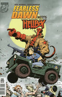 Fearless Dawn Meets Hellboy #1 (one shot) Comic Book 2020 - Albatross Funnybooks