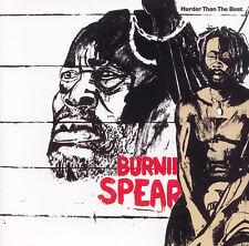 BURNING SPEAR - CD - HARDER THAN THE BEST
