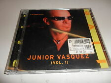 CD  Junior Vasquez - Live 1