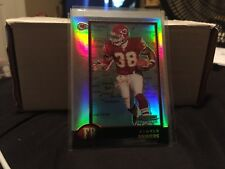 KIMBLE ANDERS 1998 BOWMAN CHROME INTERSTATE REFRACTOR #164  CHIEFS!