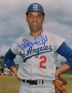 Zoilo Versalles signed autographed 8x10 photo! Dodgers! Guaranteed Authentic 979