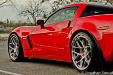 "HRE Wheels P40SC Wheels 19/20"" Chevrolet Corvette Z06, Grand Sport, ZR1, C6, C7"