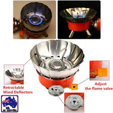 Mini Stove Portable Burner Butane Gas Cooker Camp Picnic Windproof BBQ OBBQ88001