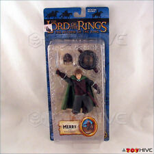 Lord of the Rings Return of the King Merry with Rohan Armor worn package LOTR
