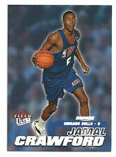 2000-01 Ultra Jamal Crawford #d 508/2999