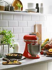 *New* KitchenAid Artisan Mini 3.5QT Tilt-Head Stand Mixer - Hot Sauce KSM3311XHT