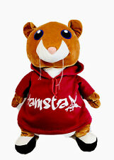 "Huge Kia Mascot Hip Hop Hamsta Plush 23"" Tall Stuffed Animal Ideal Toy Company"