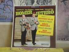 HOMER & JETHRO, SELF TITLED - LP GUEST STAR NGS-1428