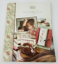 Stampin Up Idea Book & Catalog 2006 2007 256 pages