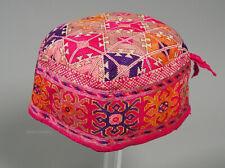 hand embroidered Women's Caps and Ceremonial Headdress Gilgit-Baltistan No:21/D