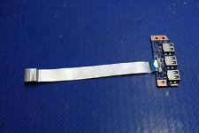 """Sony VAIO SVE15126CXP 15.6"""" Genuine Laptop USB Port Board w/Cable DA0HK6TB6F0"""