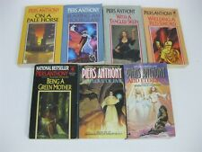 Piers Anthony Lot 7 Incarnations of Immortality On a Pale Horse to And Eternity