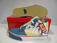 ALIFE EVERYBODY HI CONDIMENT SNEAKERS MEN SHOES MAYONNAISE EHIMYT-SPO82 SZ 6 NEW