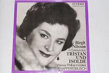 Birgit Nilsson, Hans Knappertsbusch -Szenen aus Tristan & Isolde- LP PHONOCLUB