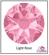 LIGHT ROSE Pink 40ss 8.5mm 12 pieces SWAROVSKI Crystal Flatback Rhinestones 2058