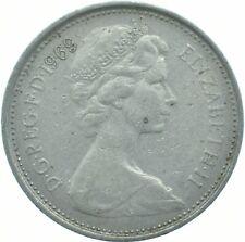 1969 LARGE 5P COIN ELIZABETH II.  #WT17510