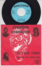 CREATIVE CRANIUMS * 1975 Greek PROG PSYCH FREAKBEAT 45 GREECE * Hear!