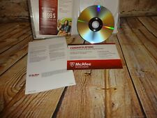 """McAfee Total Protection 2013 3PCs Open Box Set Lot of TWO """"2"""""""