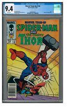 Marvel Team-Up #148 (1984) Spiderman & Thor CGC 9.4 LK836
