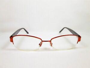 Coach Suzanna (246) Bordeaux 52/17 135 Designer Eyeglass Frames Glasses