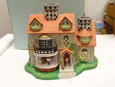 PartyLite-Olde-World-Vill age-The-Bristol-House-Excl usive-P7322 Unused