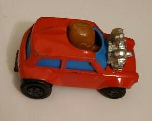 "VINTAGE MATCHBOX LESNEY #14 ""MINI HA-HA"" SUPERFAST 1975 DIE CAST TOY CAR ENGLAND"