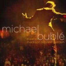 Michael Buble - Meets Madison Square Garden 2009 Reprise CD DVD