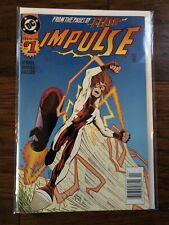 Impulse #1 1995 DC Comics