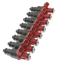 8 Pieces Fuel Injectors for Mercedes-Benz  96-99 S420 S50/96-98 SL500 5.0L V8