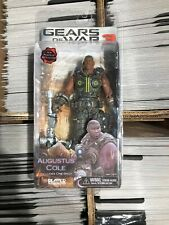 NECA Player Select Gears Of War 3 Series 2 Augustus Cole 7-inch Action Figure