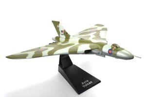 RAF Avro Vulcan Jet age Delta wing Bomber diecast scale Model 1:144 scale
