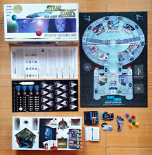 VINTAGE 1993 Star Trek The Next Generation Interactive VCR Board Game RARE