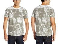 New! True Religion Brand Jeans Men's All Buddha Print Horseshoe Tee T- Shirt