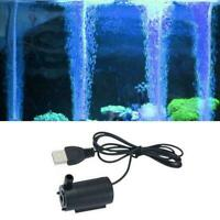 USB 1 Meter Cable Mute DC Small Water Pump Mini Submersible 3V Pump BEST