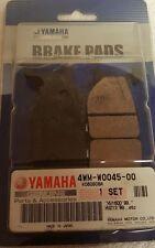 GENUINE YAMAHA 4WM-W0045-00 Brake Pad Kit 1999-2013 Road Star, Venture, V-Star