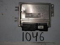 2004 2005 2006 04 05 06 ELANTRA COMPUTER BRAIN ENGINE CONTROL ECU MODULE UNIT