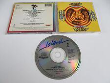 ANTHRAX State of Euphoria CD 1988 RARE OOP ORIGINAL 1st PRESSING USA!!!