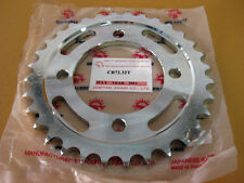 "HONDA SUPERHAWK 250 305 CB72 CB77 32T REAR SPROCKET  ""JAPAN GRADE""  [ES656]"