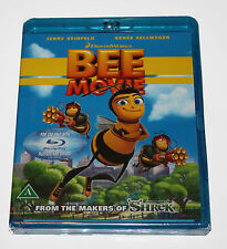 BEE MOVIE (BLU-RAY) - UK AND EUROPE - **BRAND NEW & SEALED**