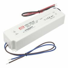 Hardwire power supply, 24 Volt DC, 1-60 watts, Not dimmable, White