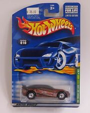 Mattel HOTWHEELS 1:64 Diecast 2001 Treasure Hunt Series PONTIAC RAGEOUS  #10/12