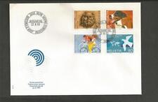 SWITZERLAND - 1983 Anniversaries - FDC