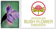 FIORI AUSTRALIANI Bush Iris PAURA della MORTE MATERIALISMO/Spiritualità Sostegno