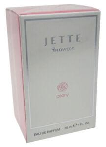 (141,67€/100ml) Jette 7 Flowers Peony 30 ml Eau de Parfum Spray EDP Damen