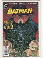 Batman #611 Jeph Loeb Jim Lee Catwoman Killer Croc Hush 9.6